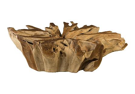 Teak Root Coffee Table Square