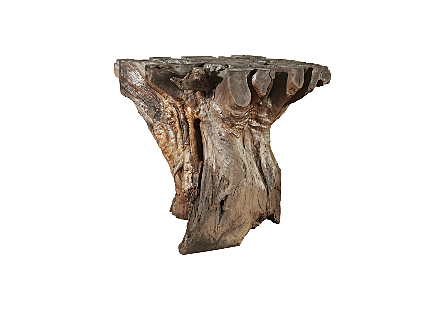 Lychee Root Dining Table Base