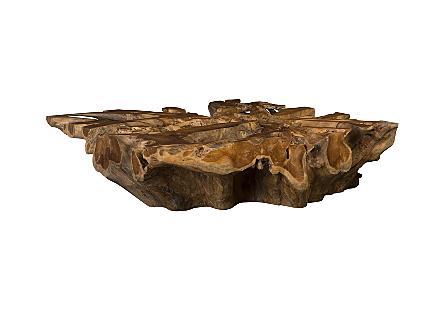 Teak Wood Coffee Table