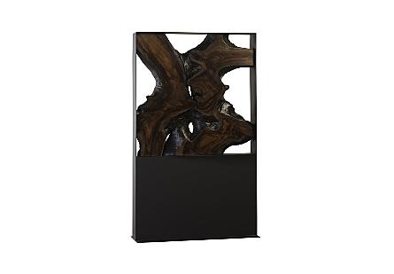 Maki Screen Iron Frame