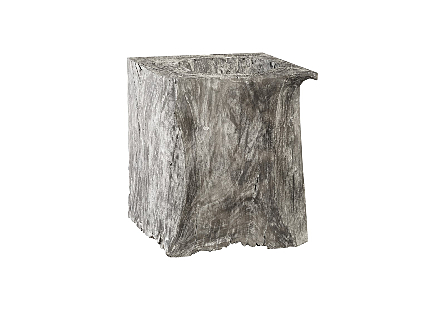 Dining Table Base Grey Stone