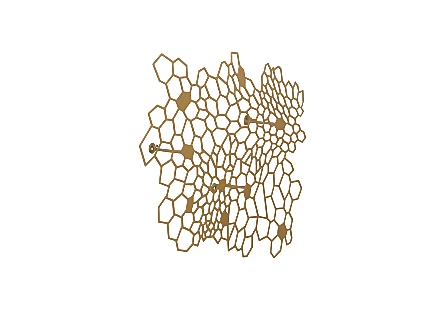 Honeycomb Wall Art SM